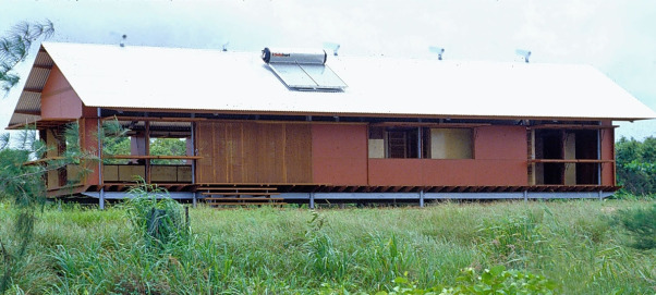 Marika Alderton House on Tropical House Design